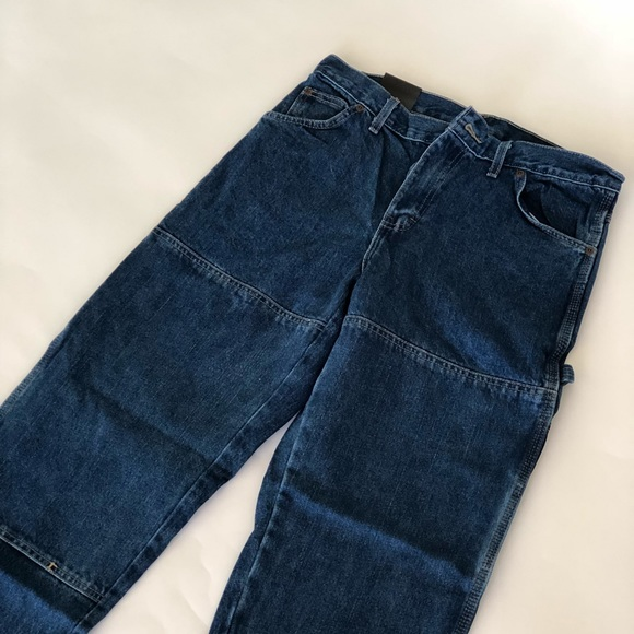 1adfb1fdef6 Dickies double knee carpenter jeans NWT 30x30 NWT